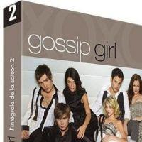 Gossip Girl ... la saison 2 sort en DVD aujourd'hui (25 août 2010)