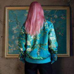 Vans revisite les tableaux de Van Gogh dans une collection dingue