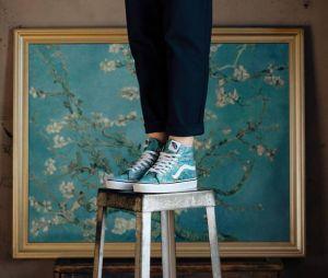 Vans x Van Gogh : découvrez la collection de sneakers, vêtements et accessoires inspirée des oeuvres du peintre !