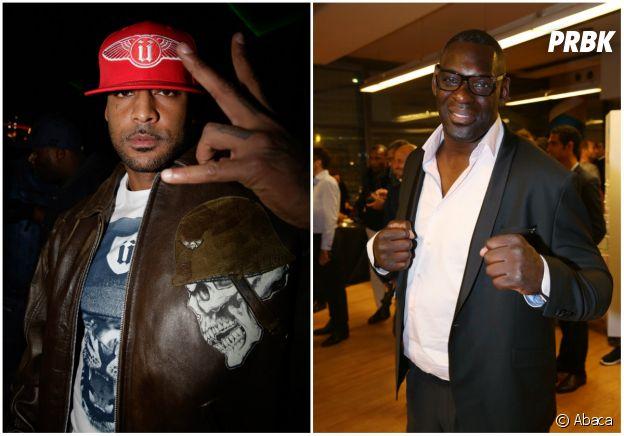 Kaaris, Rohff, La Fouine... top 5 des plus gros clashs de Booba