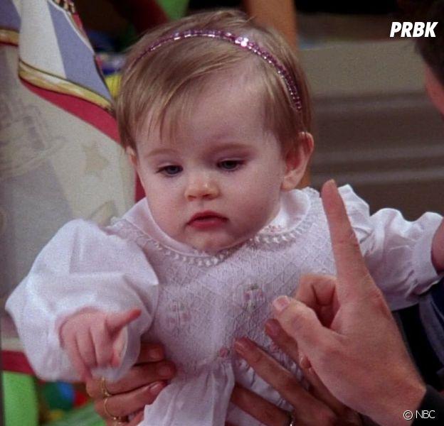 Friends : que devient Emma, le bébé de Ross et Rachel ?