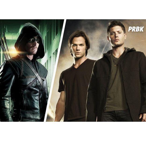 Arrow saison 6 : bientôt un crossover avec Supernatural ?