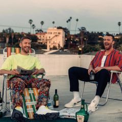 """Promises"" : Calvin Harris et Sam Smith s'associent pour un son très 90's"