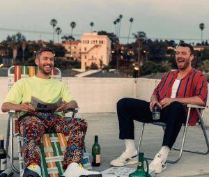 """""""Promises"""" : Calvin Harris et Sam Smith s'associent pour un son très 90's"""