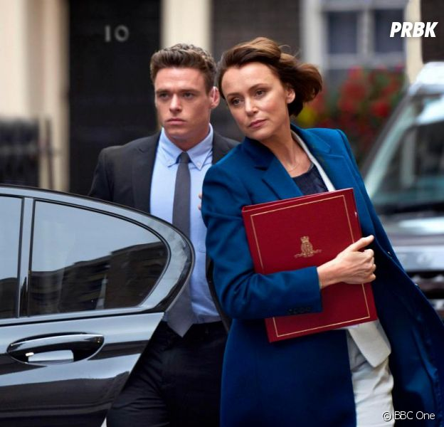 Bodyguard : la série avec Richard Madden passionne les britanniques
