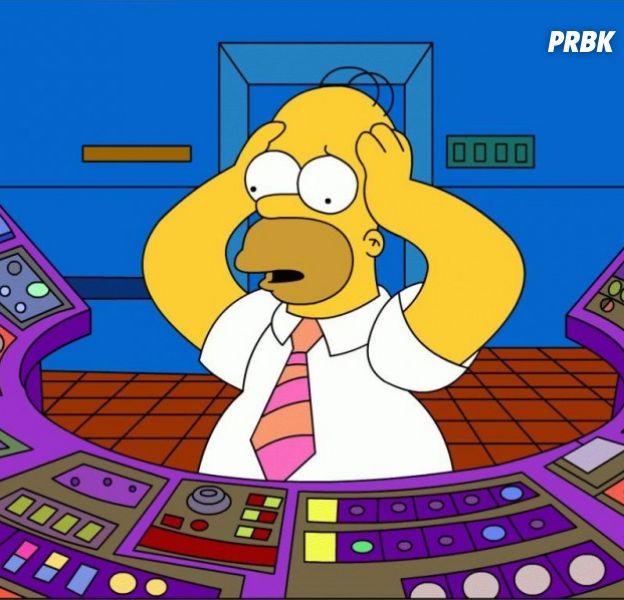 L'énorme bourde découverte... 23 ans plus tard — Les Simpson