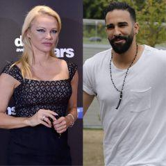 Pamela Anderson et Adil Rami toujours en couple : elle confirme avec une blague