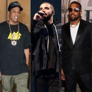 Jay Z, Drake, Kanye West... Le Top 20 (sans femme) des rappeurs les mieux payés cette année 💵