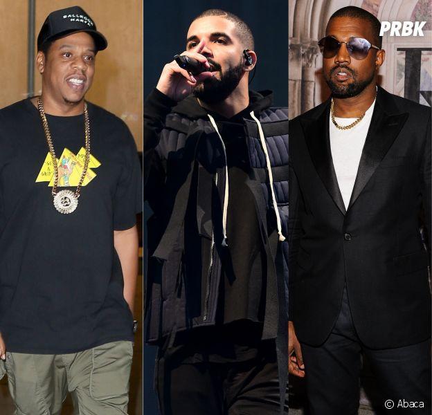 Jay Z, Drake, Kanye West... Top 20 des rappeurs les mieux payés.