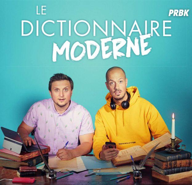 """McFly et Carlito sortent le """"Wikipédia de l'humour"""" avec le livre """"Le dictionnaire moderne"""""""