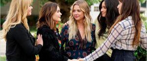 The Perfectionists : les stars de Pretty Little Liars réunies dans le spin-off ? Lucy Hale répond !