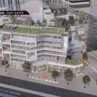 Food Society : le plus grand plus grand food hall d'Europe va ouvrir à Paris