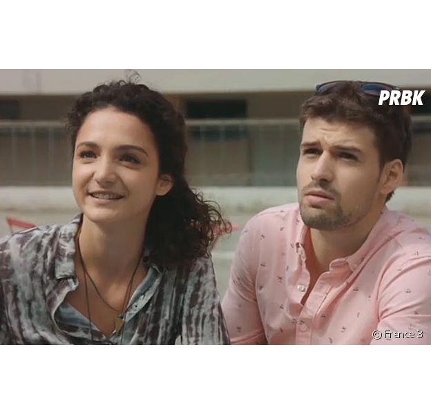 """Plus belle la vie : Emma plus proche de César ? """"Elle a vu qu'il était quelqu'un de bien"""""""