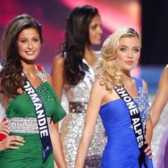 Photos ... Virginie Dechenaud représentera la France à l'éléction de Miss Monde 2010