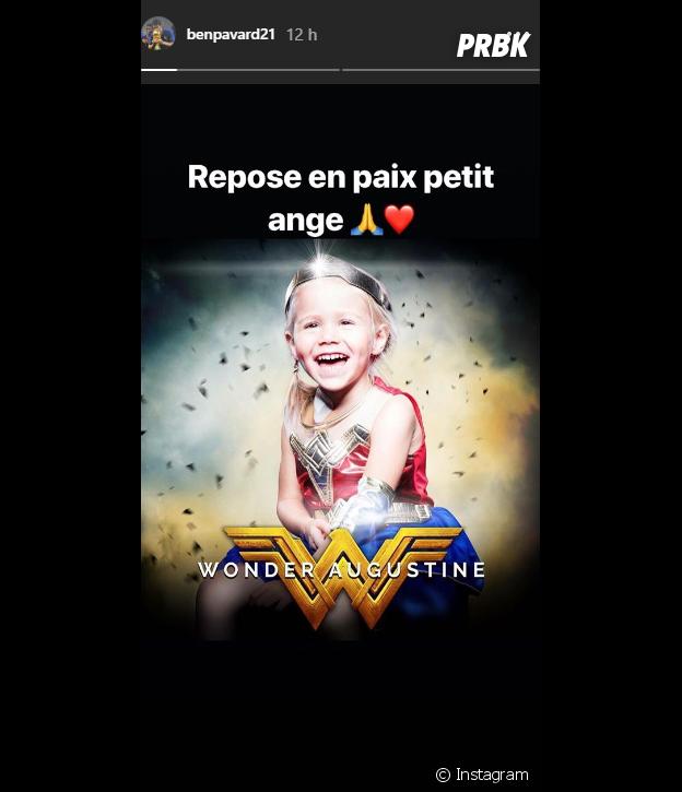 Benjamin Pavard, Omar Sy : l'hommage des stars à Augustine, fillette de 4 ans morte d'un cancer