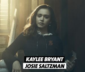 Legacies saison 1 : Kaylee Bryant joue Josie Saltzman