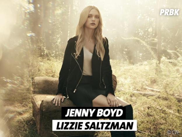 Legacies saison 1 : Jenny Boyd joue Lizzie Saltzman