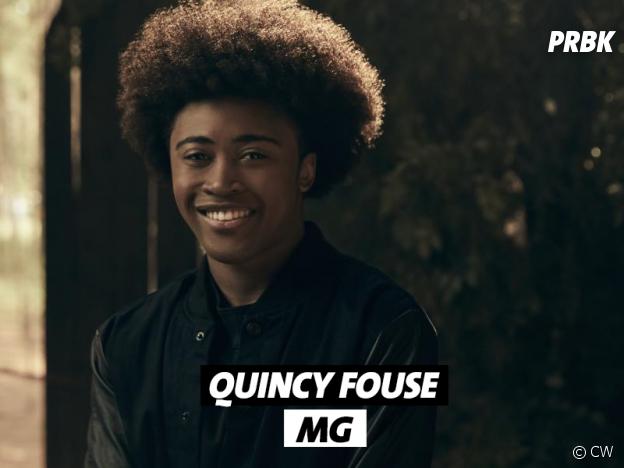 Legacies saison 1 : Quincy Fouse joue MG