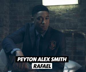 Legacies saison 1 : Peyton Alex Smith joue Rafael