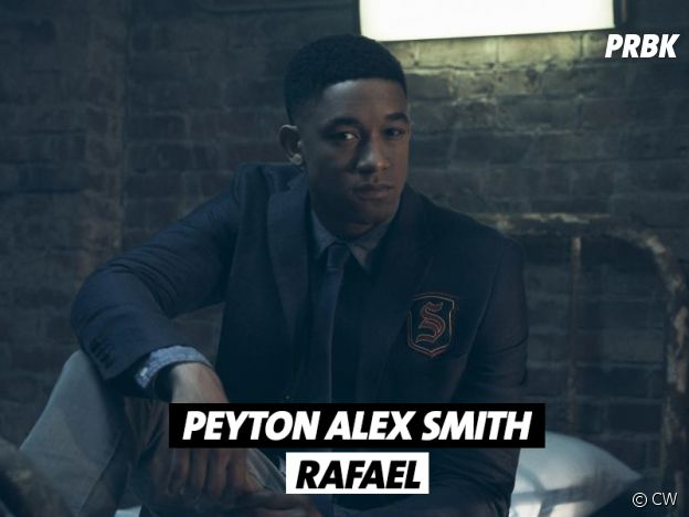 Legacies saison 1 : Peyton Alex Smith joue Rafael