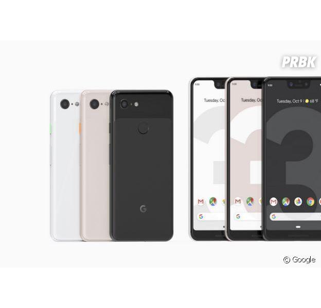 Google sort ses smartphones en France : voilà ce qu'il faut savoir sur le Pixel 3 et le Pixel 3 XL