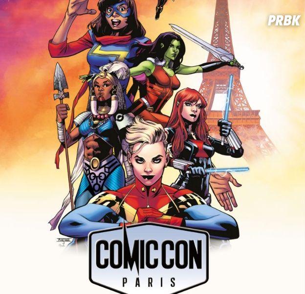 Doctor Who, Sabrina, Nicky Larson... la Comic Con 2018 de Paris s'annonce incontournable