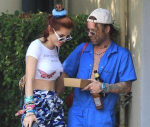 Bella Thorne en couple avec Mod Sun