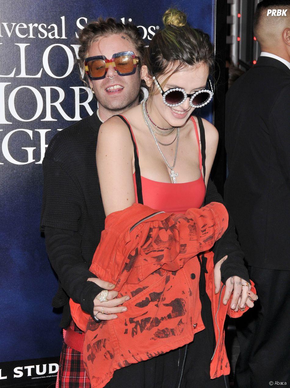 Bella Thorne en couple avec Mod Sun en même temps que Tana Mongeau ?