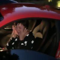 Kylie Jenner offre une Ferrari à sa mère Kris Jenner... qui en pleure de joie