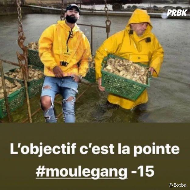"""Booba humilie La Fouine sur les ventes de sa nouvelle mixtape """"Sombre"""""""