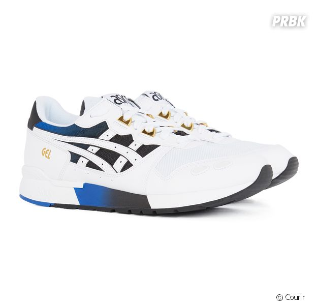 asics blanche courir