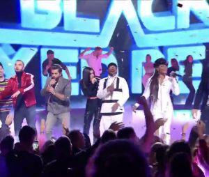 NMA 2018 : les Black Eyed Peas chantent avec Soprano, Jenifer ou encore Bigflo & Oli