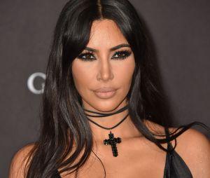 Kim Kardashian accusée d'avoir aminci sa fille North West avec Photoshop, elle réagit.