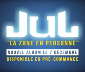 """Jul dévoile un medley de """"La zone en personne""""... dont un extrait de son feat. avec Maître Gims !"""