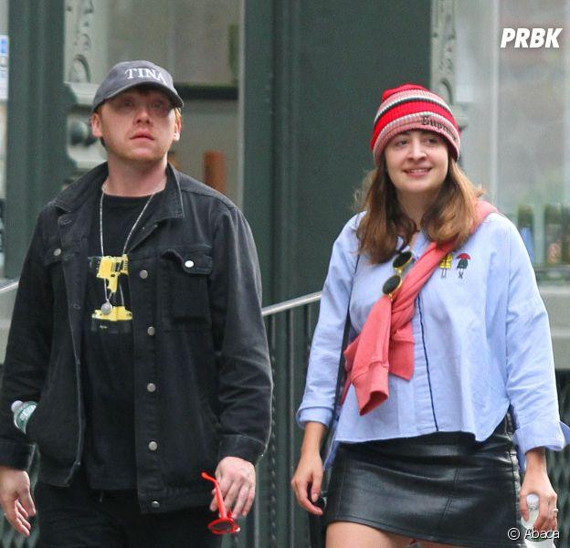 Rupert Grint en couple avec l'actrice Georgia Groome depuis... 7 ans
