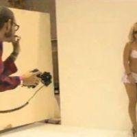 Britney Spears ... Dans les coulisses de son shooting pour Candie's