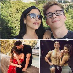 Tibo Inshape et JujuFitCat, Emma Cakecup & Vlad... ces couples de youtubeurs qui passionnent