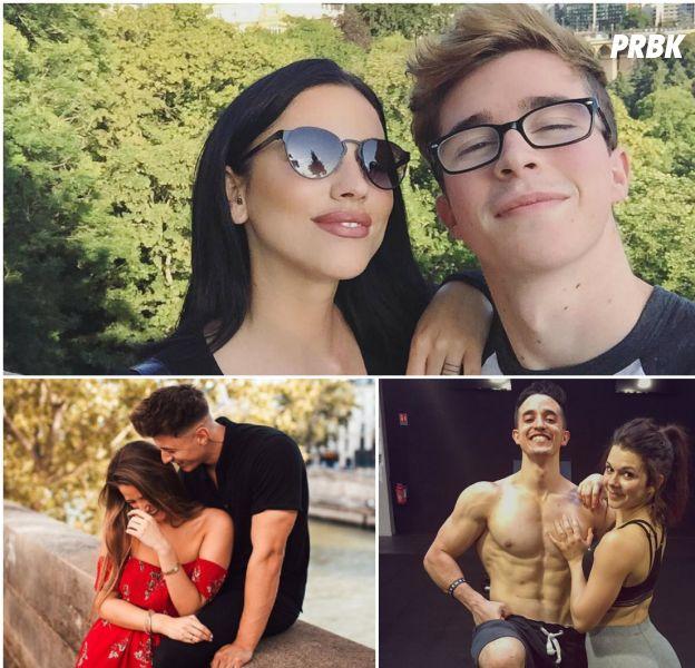 Gaëlle Garcia Diaz & Jimmy Labeeu, Emma Cakecup & Vlad : ces couples de youtubeurs qui passionnent