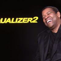 Equalizer 2 : rencontre avec Denzel Washington pour la sortie DVD et Blu-Ray de son film