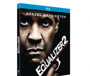 Equalizer 2 en DVD et Blu-Ray.