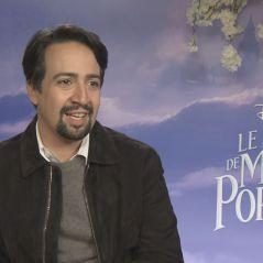 """Le Retour de Mary Poppins : """"Une suite ? Il reste des histoires à raconter"""" Lin-Manuel Miranda"""