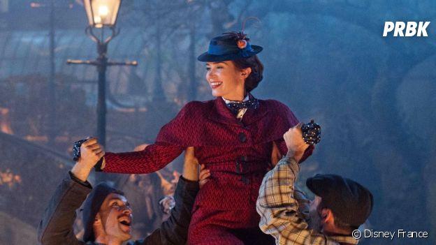 Le Retour de Mary Poppins.