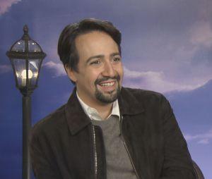 Lin-Manuel Miranda.