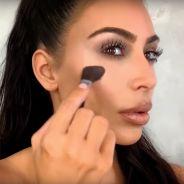 Kim Kardashian dévoile ses secrets beauté dans un tuto makeup spécial fêtes de fin d'année