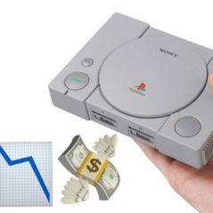 La Playstation Classic déjà bradée : la mini PS1 de Sony voit son prix fondre