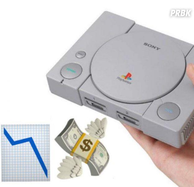 Le prix de la Playstation Classic en chute libre