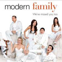Modern Family saison 2 ... Regardez le poster promo de la série