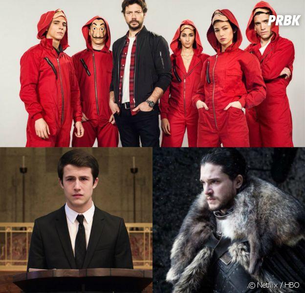 La Casa de Papel, Game of Thrones... quelles séries attendez-vous le plus en 2019 ? Votez !