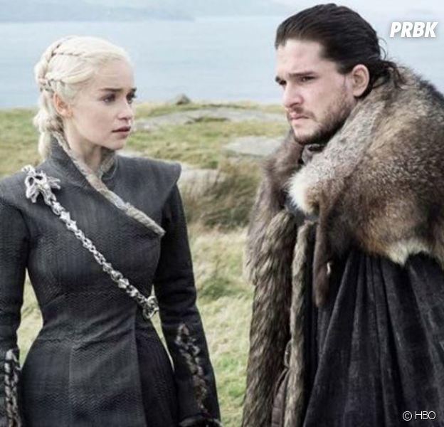 Game of Thrones saison 8 : comment réagiront Jon Snow et Daenerys sur leur lien ? Premières infos