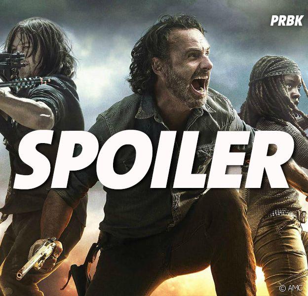 The Walking Dead : une histoire répétitive ? Le créateur se défend